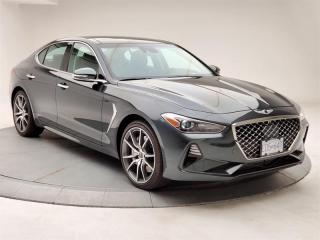 Used 2021 Genesis G70 for sale in Vancouver, BC