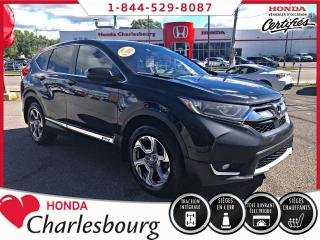 Used 2017 Honda CR-V EX-L AWD**CUIR+TOIT OUVRANT** for sale in Charlesbourg, QC
