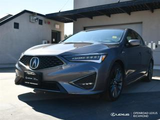 Used 2019 Acura ILX A-Spec Premium 8DCT for sale in Richmond, BC