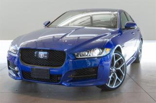 Used 2017 Jaguar XE 3.0L AWD R-Sport for sale in Langley City, BC