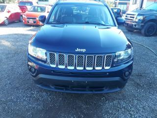 Used 2014 Jeep Compass NORTH for sale in Oshawa, ON