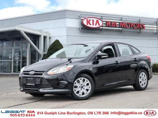 Used 2014 Ford Focus SE for sale in Burlington, ON