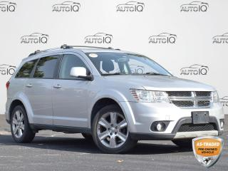 Used 2012 Dodge Journey SXT & Crew 7 SEATS | FRONT WHEEL DRIVE | HEATED CLOTH SEATS | BLUETOOTH | TOUCHSCREEN | BACKUP CAM for sale in Waterloo, ON