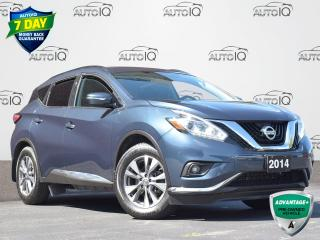 Used 2015 Nissan Murano SV ALL WHEEL DRIVE | HEATED SEATS | GPS | SUNROOF | BACKUP CAM for sale in Waterloo, ON