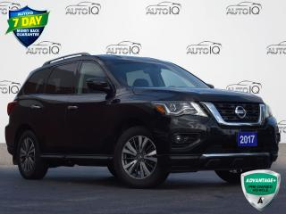 Used 2017 Nissan Pathfinder 7 SEATS | LEATHER | HEATED SEATS | BLUETOOTH | BACKUP CAM | BLUETOOTH for sale in Waterloo, ON