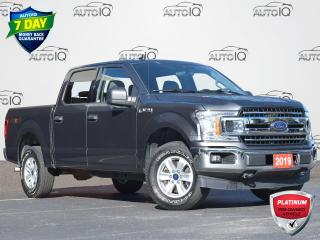 Used 2019 Ford F-150 CREW CAB | XLT | 4X4 | 6 SEATS | LOW KM | 5.5' BOX | for sale in Waterloo, ON