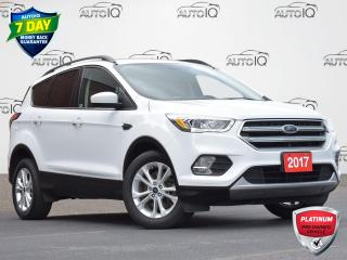 Used 2017 Ford Escape ALL WHEEL DRIVE | LOW KM | GPS | HEATED SEATS | BACKUP CAM | BLUETOOTH for sale in Waterloo, ON