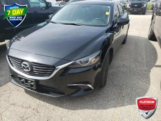 Used 2016 Mazda MAZDA6 GT 2.5L 4-Cylinder for sale in Barrie, ON