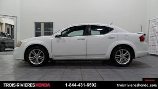 Used 2012 Dodge Avenger SXT+ MAGS + AILERON + CRUISE + A/C! for sale in Trois-Rivières, QC