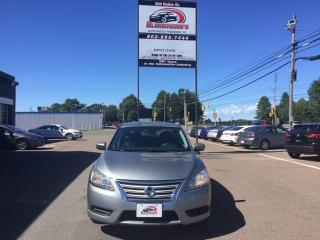 Used 2014 Nissan Sentra SV Only $72 Bi-WEEKLY! for sale in Truro, NS