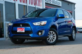 Used 2015 Mitsubishi RVR HEATED SEATS - GOOD CONDITION - ALLOY WHEELS for sale in Chatham, ON
