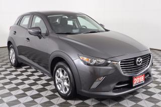 Used 2018 Mazda CX-3 GS CLEAN CARPROOF, HEATED SEATS & STEERING WHEEL for sale in Huntsville, ON