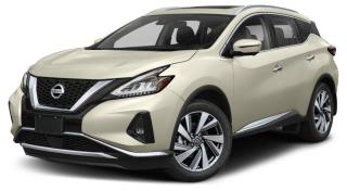 New 2020 Nissan Murano SL for sale in Midland, ON