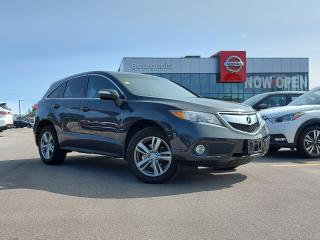Used 2015 Acura RDX LEATHER, HEATED SEATS for sale in Midland, ON