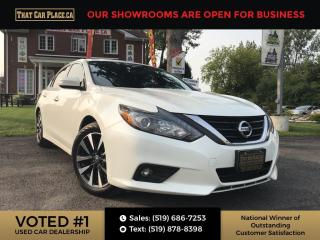 Used 2016 Nissan Altima 2.5 SL Tech for sale in London, ON