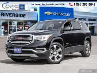 Used 2017 GMC Acadia SLT-2 for sale in Brockville, ON