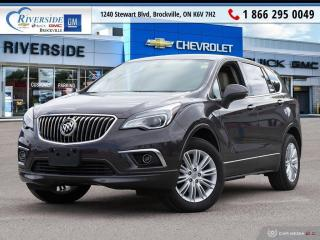 Used 2017 Buick Envision Preferred for sale in Brockville, ON