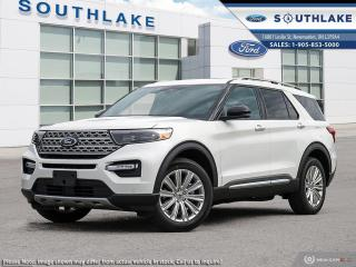 New 2020 Ford Explorer LIMITED for sale in Newmarket, ON