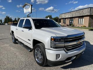 Used 2016 Chevrolet Silverado 1500 High Country, Navigation for sale in Ridgetown, ON