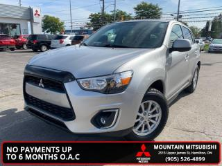Used 2013 Mitsubishi RVR SE  - Bluetooth -  Heated Seats - $46.72 /Wk for sale in Mount Hope (Hamilton), ON