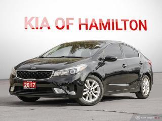 Used 2017 Kia Forte EX New Tires, Full Brake Service, Wheel bearing for sale in Hamilton, ON