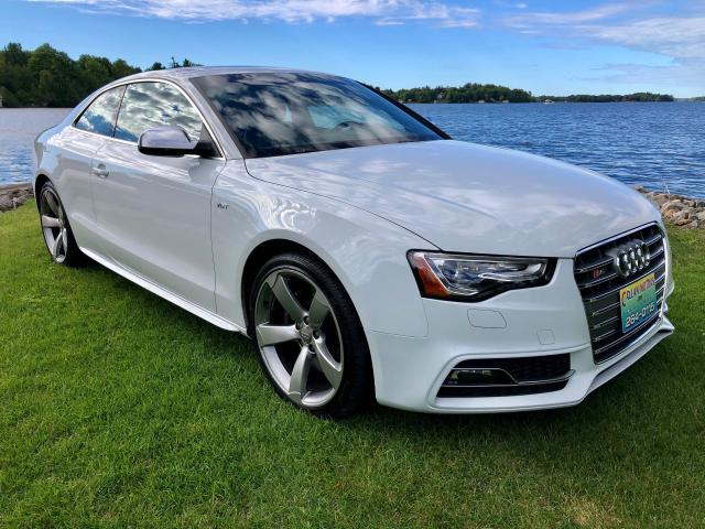 2015 Audi S5 Technik Only 30200 km $143 weekly