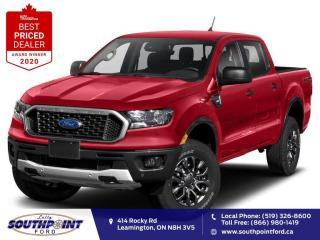 New 2020 Ford Ranger XLT for sale in Leamington, ON