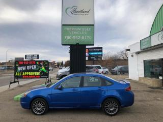 Used 2011 Ford Focus SES HEATED SEATS | CERIFIED-USED FORD DEALER for sale in Edmonton, AB