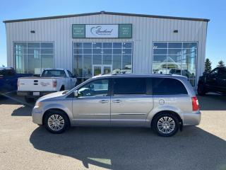 Used 2013 Chrysler Town & Country Limited for sale in Edmonton, AB