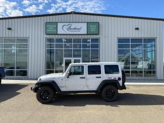 Used 2013 Jeep Wrangler Unlimited Sahara for sale in Edmonton, AB