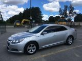 Photo of Silver 2015 Chevrolet Malibu