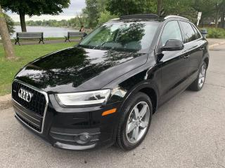 Used 2015 Audi Q3 2.0T Progressiv for sale in Roxboro, QC