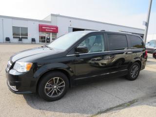 Used 2017 Dodge Grand Caravan CVP/SXT for sale in St. Thomas, ON