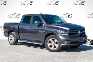 Used 2014 RAM 1500 SPORT for sale in Barrie, ON