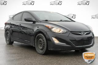 Used 2015 Hyundai Elantra Sport Appearance YOU CERTIFY YOU SAVE for sale in Innisfil, ON