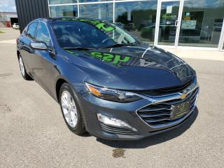 Used 2019 Chevrolet Malibu LT Apple CarPlay, Backup Camera, Heated Seats, Remote Start!! for sale in Ingersoll, ON