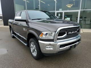 Used 2017 RAM 2500 Longhorn Limited, LOADED, NAV, TOW PACKAGE! for sale in Ingersoll, ON