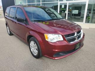 Used 2017 Dodge Grand Caravan CVP/SXT 1 OWNER, Bluetooth, Tri-Zone Climate!!! for sale in Ingersoll, ON