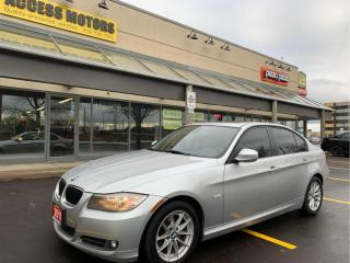 Used 2011 BMW 3 Series 4dr Sdn 323i RWD for sale in North York, ON