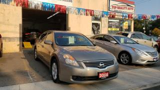 Used 2008 Nissan Altima SL for sale in Scarborough, ON