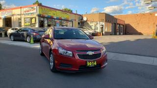 Used 2014 Chevrolet Cruze 4dr Sdn 1LT for sale in Scarborough, ON