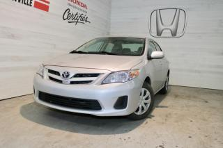 Used 2011 Toyota Corolla CE 4 Portes for sale in Blainville, QC