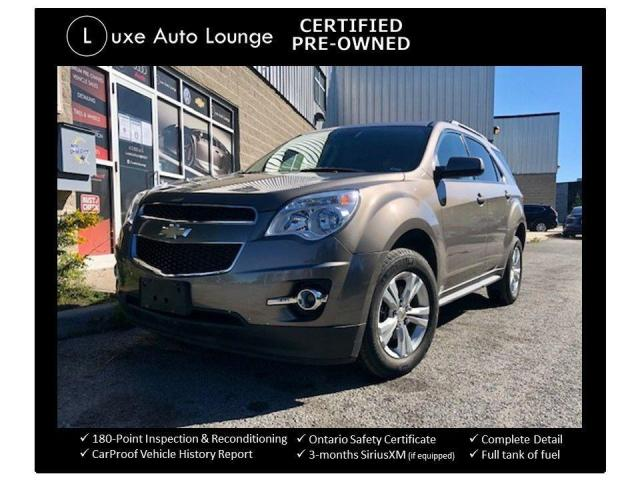 2012 Chevrolet Equinox SUPER CLEAN WITH LOW KMS!!