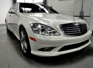 Used 2008 Mercedes-Benz S-Class MUST SEE,LWB,S 550,AWD,NO ACCIDENT for sale in North York, ON