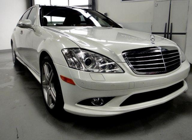 2008 Mercedes-Benz S-Class MUST SEE,LWB,S 550,AWD,NO ACCIDENT
