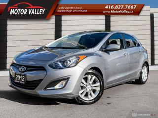 Used 2013 Hyundai Elantra GT GLS ONLY 080,901KM 1-OWNER NO ACCIDENT! for sale in Scarborough, ON