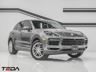 Used 2020 Porsche Cayenne Base for sale in North York, ON
