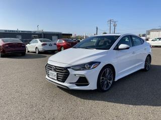 Used 2017 Hyundai Elantra 4dr Sdn DCT Sport *Heated Seats/Wheel* *SPORT EDIT for sale in Brandon, MB