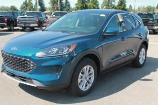New 2020 Ford Escape SE 200A, 1.5L Ecoboost, Auto Start/Stop, Heated Seats, Lane Keeping System. Pre-Collision Assist, Remote Keyless Entry/Keypad, Reverse Camera System, Navigation for sale in Edmonton, AB
