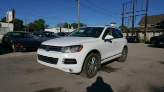 Used 2012 Volkswagen Touareg Comfortline for sale in Winnipeg, MB